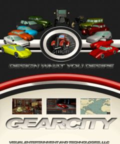 Box art for GearCity