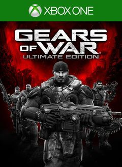 box art for Gears Of War: Ultimate Edition