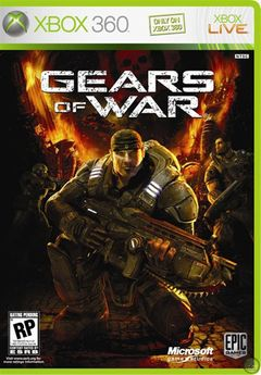 Box art for Gears of War