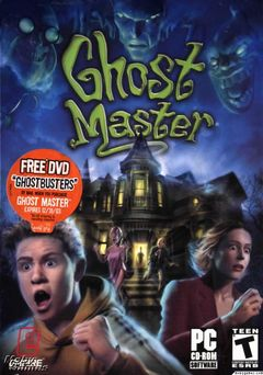box art for Ghost Master
