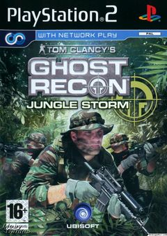 box art for Ghost Recon: Jungle Storm