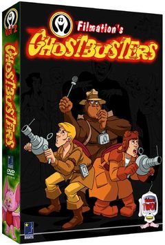 box art for Ghostbusters 3D Back in Action