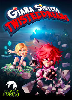 Box art for Giana Sisters - Twisted Dreams