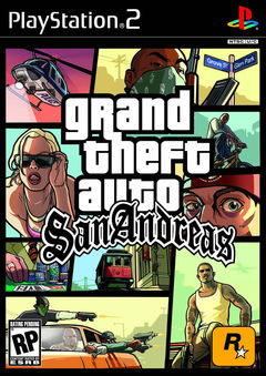 box art for Grand Theft Auto - San Andreas Hints