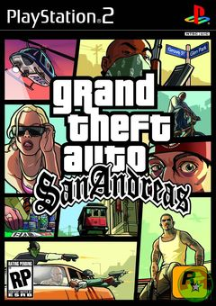 box art for Grand Theft Auto: San Andreas
