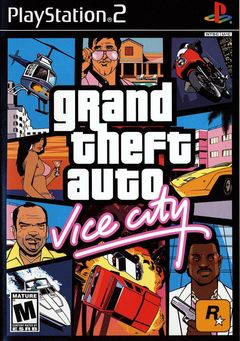 box art for Grand Theft Auto: Vice City