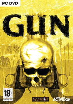 box art for Gun