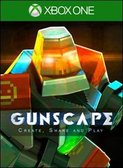 box art for Gunscape