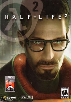 box art for Half-Life 2