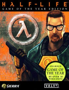 box art for Half-Life