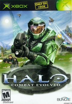Box art for Halo: Combat Evolved