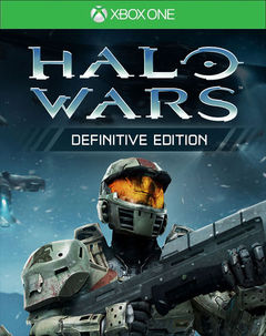 box art for Halo Wars: The Definitive Edition