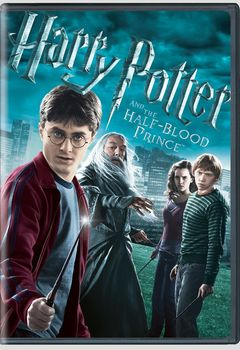 box art for Harry Potter and the Half-Blood Prince