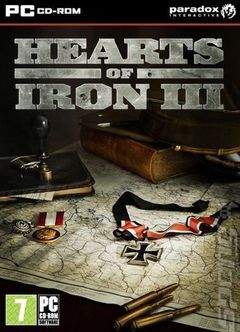 Box art for Hearts Of Iron 4