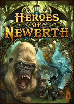 Box art for Heroes of Newerth