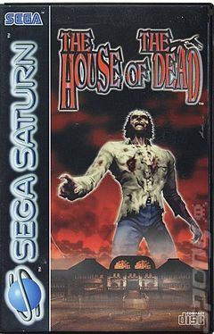 box art for House of the Dead