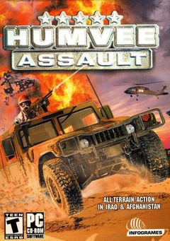 box art for Humvee Assault