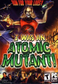 box art for I Was an Atomic Mutant