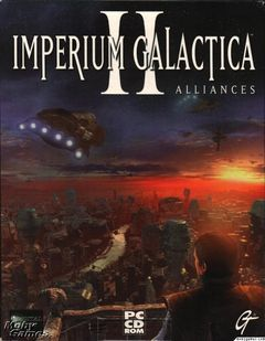 box art for Imperium Galactia 2