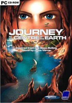 box art for Journey to the Center of the Earth