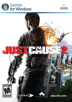 Box art for Just Cause 2