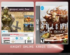box art for Knight Online