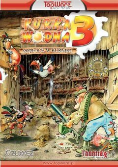 box art for Kurka Wodna 3: Poploch w kurniku