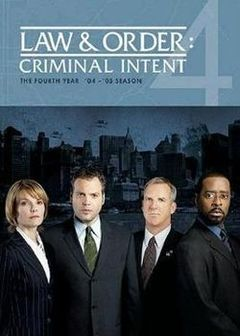 box art for Law and Order IV: Criminal Intent