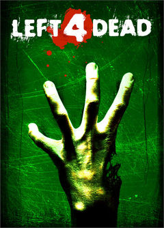 Box art for Left 4 Dead