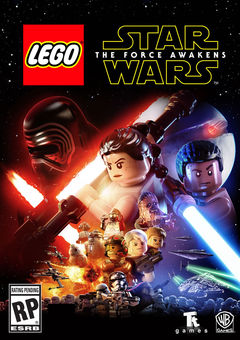 box art for Lego Star Wars: The Force Awakens