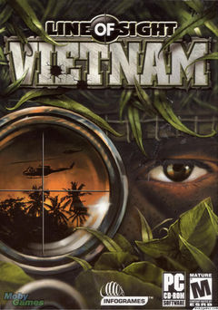 box art for Line of Sight: Vietnam