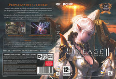 Box art for Lineage II: The Kamael