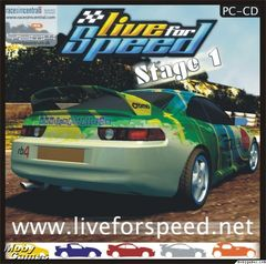 box art for Live for Speed