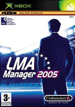 box art for LMA Manager 2005