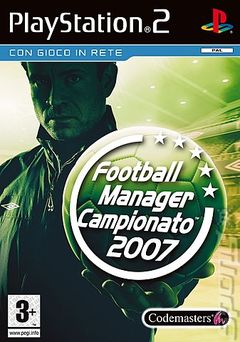box art for LMA Manager 2007