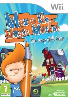 box art for Max And The Magic Marker