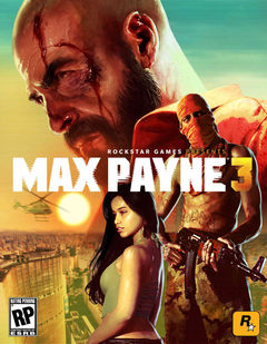 box art for Max Payne