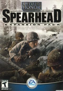 Box art for Medal of Honor: Allied Assault: Spearhead