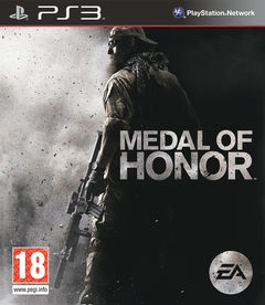Box art for Medal of Honor