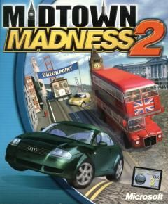Box art for Midtown Madness