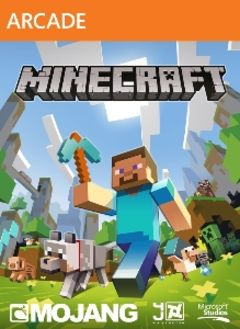Box art for Minecraft