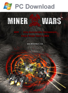 Box art for Miner Wars 2081