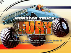 box art for Monster Truck Fury