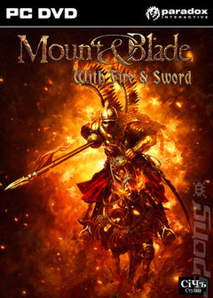 Box art for Mount and Blade: With Fire and Sword