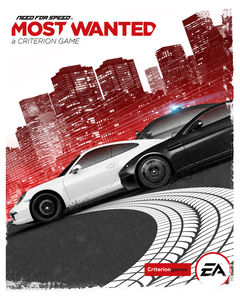 Box art for Need for Speed Most Wanted