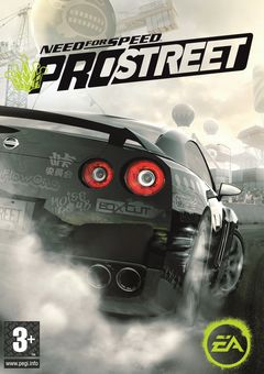 Box art for Need for Speed: ProStreet