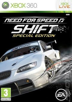 box art for Need for Speed SHIFT