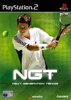 Box art for Next Generation Tennis 2003