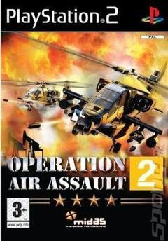 box art for Operation: Air Assault