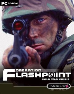 Box art for Operation Flashpoint